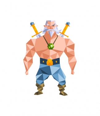 Slash Data – Gamification Characters